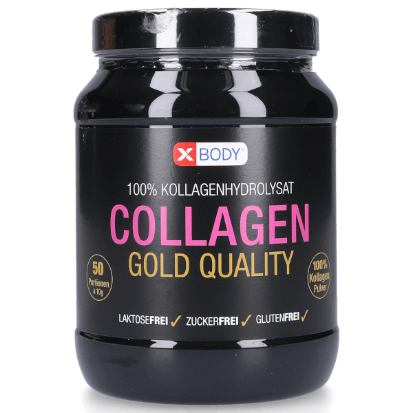 Collagen Gold Quality
